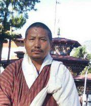 Mr. Dorji, Thimphu Const, ECM