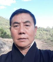 Mr. Naala Drukpa, Nala Const. DLC Chairperson. Wangdue