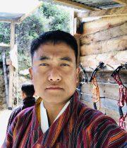 Mr. Nima Tshering. Druk 8 Const. DLC Chairperson, Trongsa