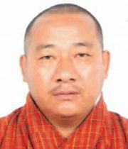 Mr. Singay Dorji, S.K.D Const Pvt Ltd, DLC Chairperson, Samtse