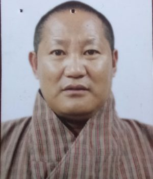 Mr. Tshering Dorji. Pema Juney Const Pvt Ltd. ECM